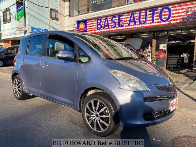 Used 2006 TOYOTA RACTIS BH611185 for Sale