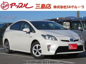 Used 2012 TOYOTA PRIUS BH611188 for Sale