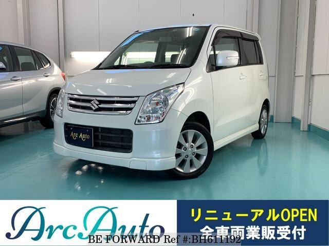 Used 2009 SUZUKI WAGON R BH611192 for Sale