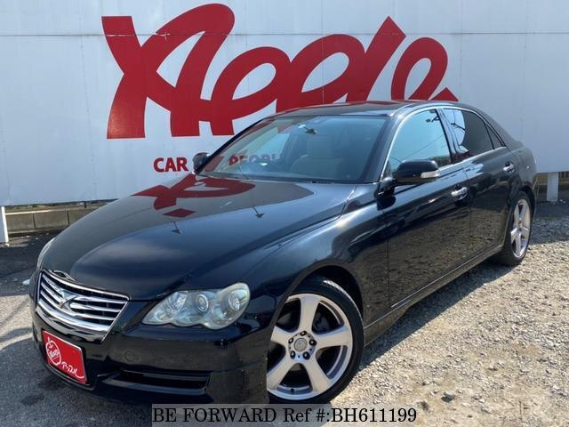 Used 2006 TOYOTA MARK X BH611199 for Sale