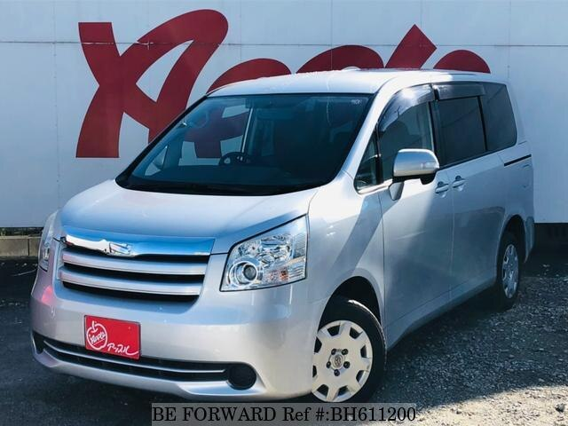Used 2007 TOYOTA NOAH BH611200 for Sale