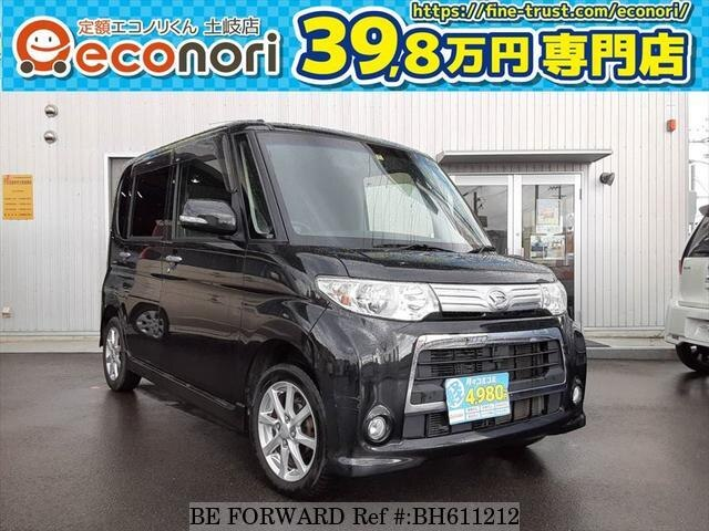 Used 2011 DAIHATSU TANTO BH611212 for Sale
