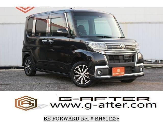Used 2016 DAIHATSU TANTO BH611228 for Sale