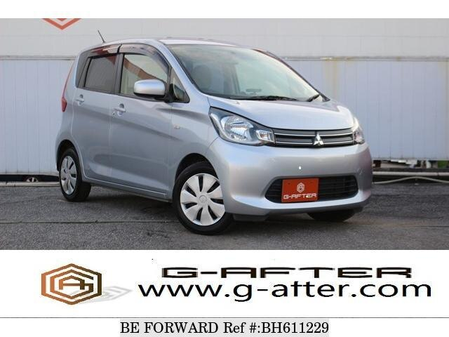 Used 2014 MITSUBISHI EK WAGON BH611229 for Sale