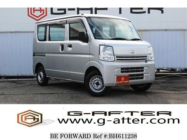 Used 2015 NISSAN CLIPPER VAN BH611238 for Sale