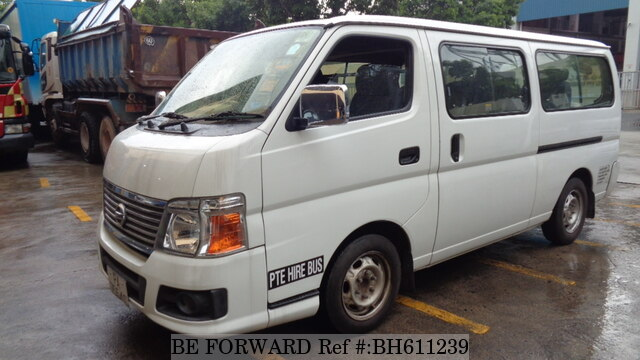 Used 2008 NISSAN URVAN BH611239 for Sale