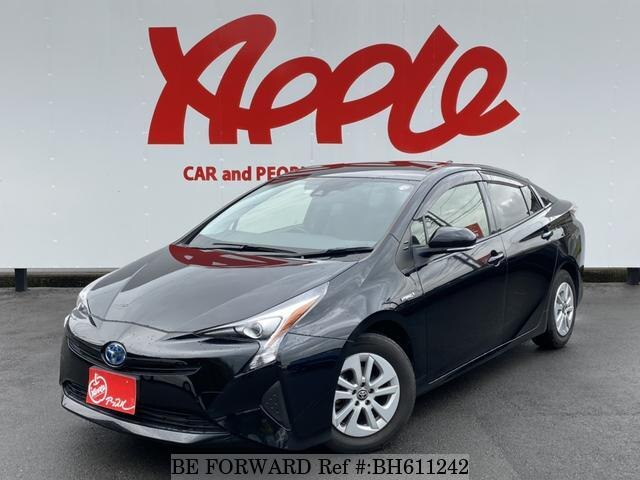 Used 2016 TOYOTA PRIUS BH611242 for Sale
