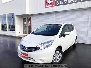 Used 2013 NISSAN NOTE BH611258 for Sale