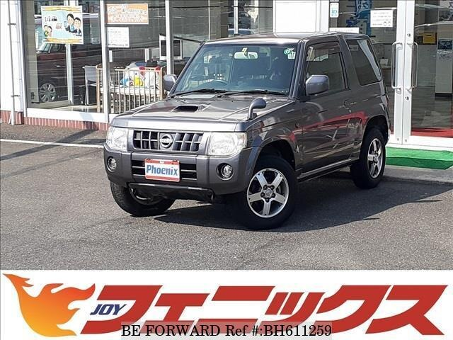 Used 2008 NISSAN KIX BH611259 for Sale