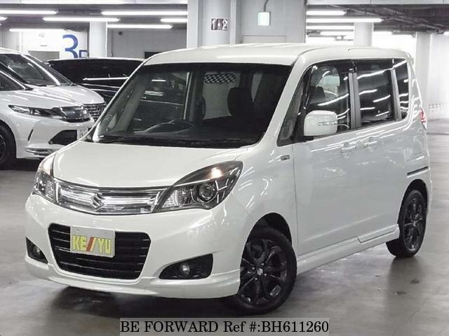 Used 2015 SUZUKI SOLIO BH611260 for Sale