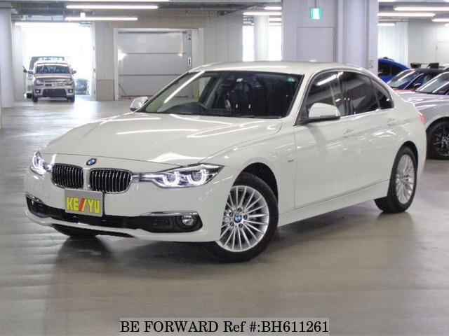 Used 2017 BMW 3 SERIES BH611261 for Sale