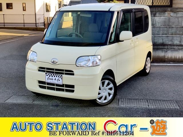 Used 2011 DAIHATSU TANTO BH611264 for Sale