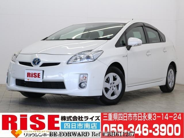 Used 2009 TOYOTA PRIUS BH611267 for Sale