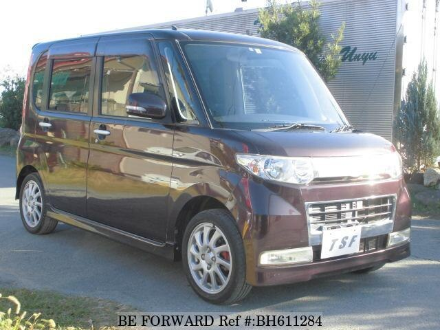 Used 2008 DAIHATSU TANTO BH611284 for Sale