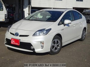 Used 2012 TOYOTA PRIUS BH611300 for Sale