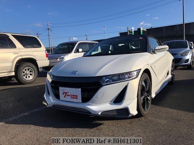 Used 2016 HONDA S660 BH611301 for Sale