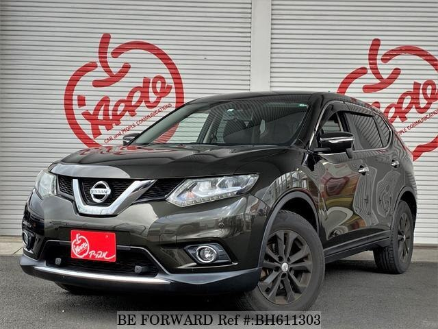 Used 2015 NISSAN X-TRAIL BH611303 for Sale