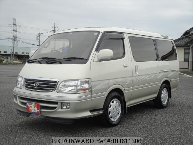 Used 2004 TOYOTA HIACE WAGON BH611306 for Sale