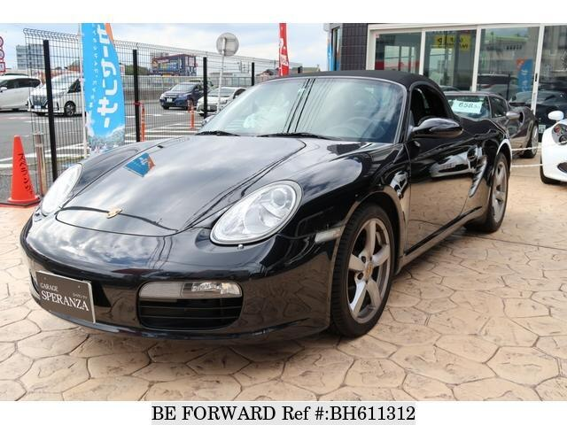 Used 2008 PORSCHE BOXSTER BH611312 for Sale