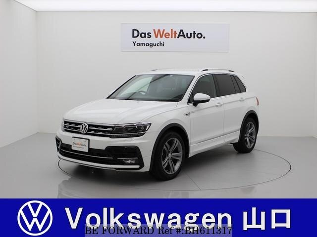 Used 2018 VOLKSWAGEN TIGUAN BH611317 for Sale