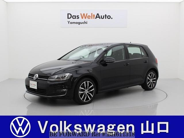 Used 2016 VOLKSWAGEN GOLF BH611318 for Sale