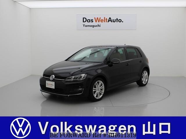 Used 2016 VOLKSWAGEN GOLF BH611319 for Sale
