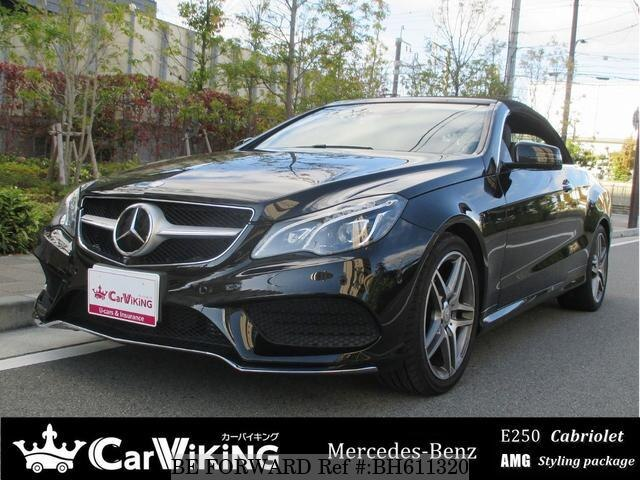 Used 2016 MERCEDES-BENZ E-CLASS BH611320 for Sale