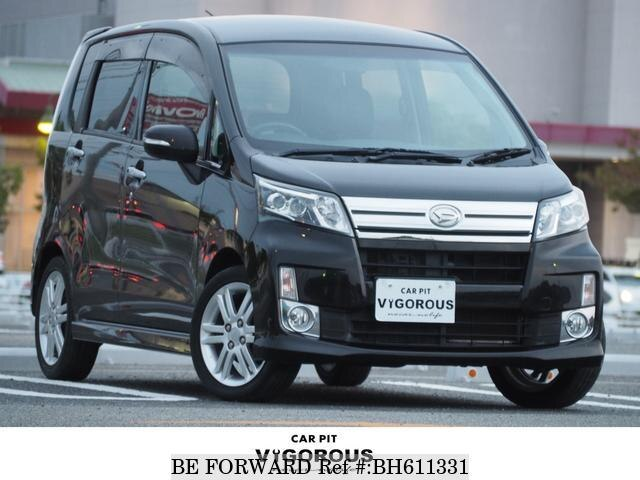 Used 2013 DAIHATSU MOVE BH611331 for Sale