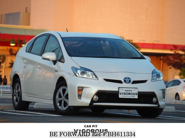 Used 2015 TOYOTA PRIUS BH611334 for Sale