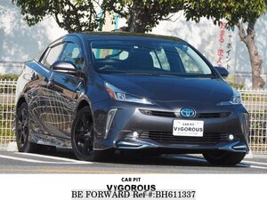 Used 2019 TOYOTA PRIUS BH611337 for Sale