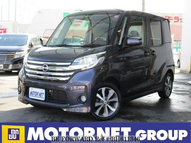 Used 2014 NISSAN DAYZ ROOX BH611346 for Sale