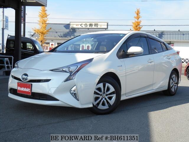 Used 2016 TOYOTA PRIUS BH611351 for Sale