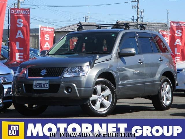 Used 2009 SUZUKI ESCUDO BH611354 for Sale