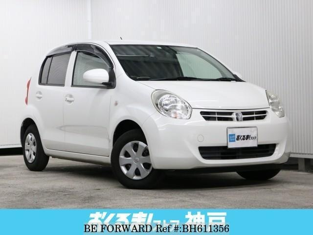 Used 2011 TOYOTA PASSO BH611356 for Sale