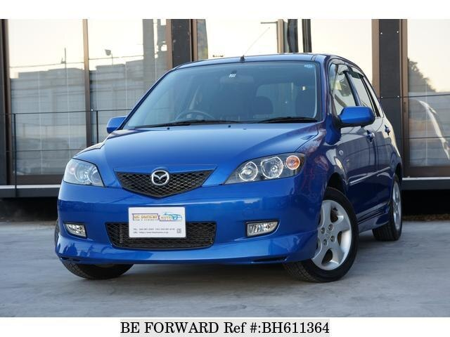 Used 2003 MAZDA DEMIO BH611364 for Sale