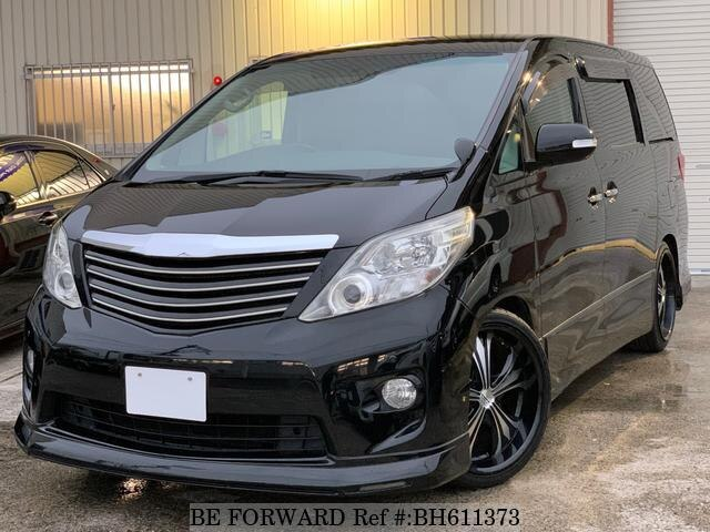 Used 2011 TOYOTA ALPHARD BH611373 for Sale