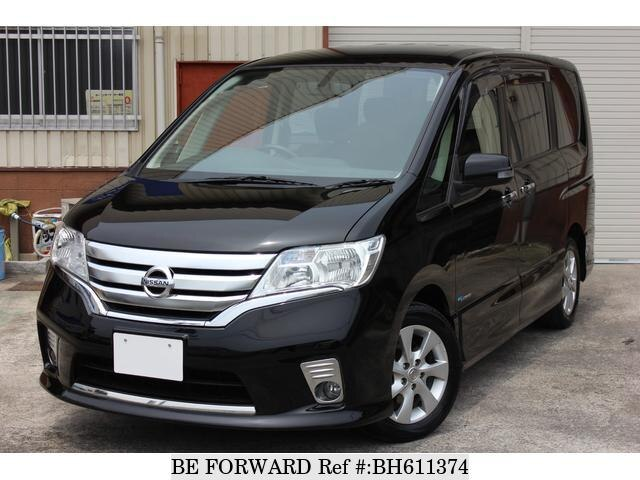 Used 2013 NISSAN SERENA BH611374 for Sale