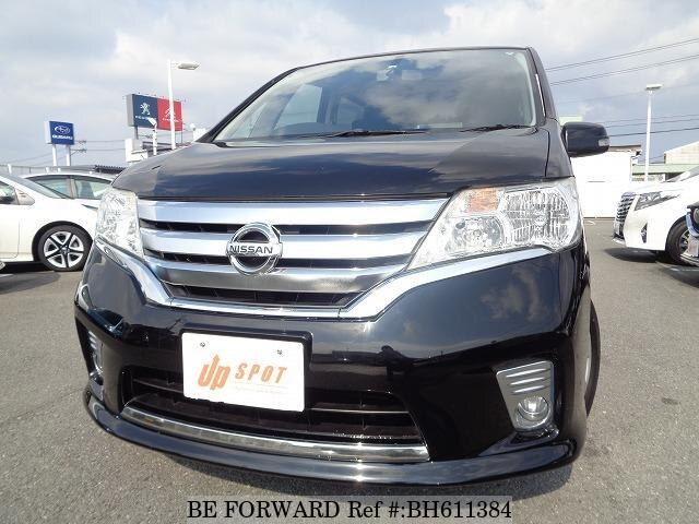 Used 2012 NISSAN SERENA BH611384 for Sale