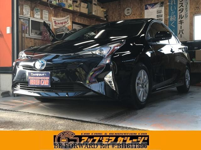 Used 2015 TOYOTA PRIUS BH611396 for Sale