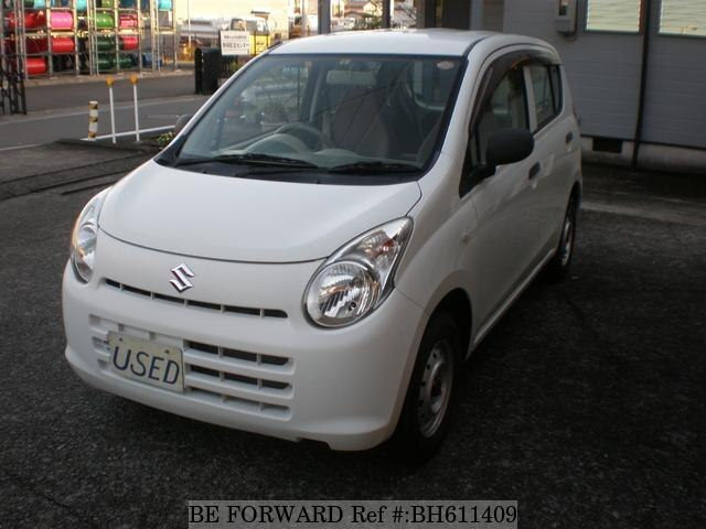 Used 2011 SUZUKI ALTO BH611409 for Sale