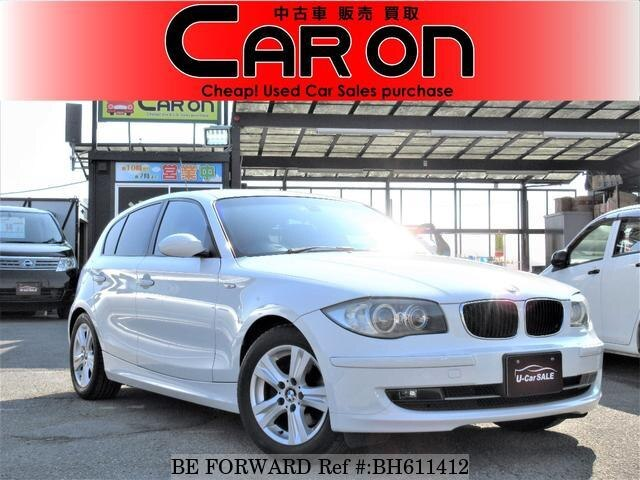 Used 2008 BMW 1 SERIES BH611412 for Sale