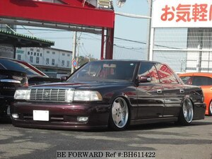 Used 1991 TOYOTA CROWN BH611422 for Sale