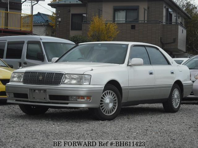 Used 1999 TOYOTA CROWN BH611423 for Sale