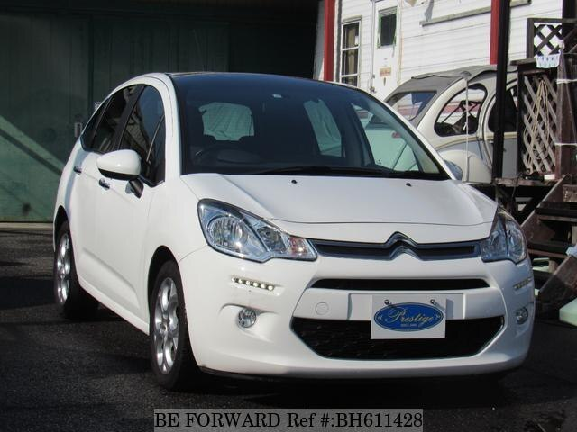 Used 2013 CITROEN C3 BH611428 for Sale