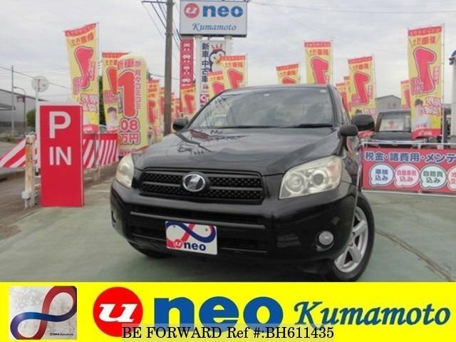 Used 2006 TOYOTA RAV4 BH611435 for Sale