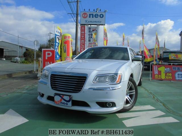 Used 2013 CHRYSLER 300 BH611439 for Sale