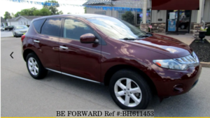 Used 2010 NISSAN MURANO BH611453 for Sale