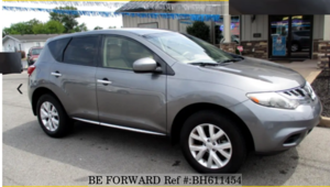 Used 2013 NISSAN MURANO BH611454 for Sale