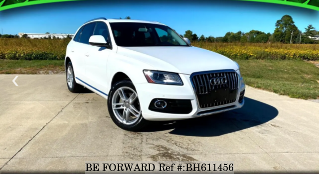 Used 2014 AUDI Q5 BH611456 for Sale