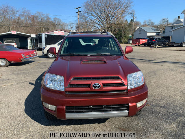 Used 2005 TOYOTA 4RUNNER BH611465 for Sale